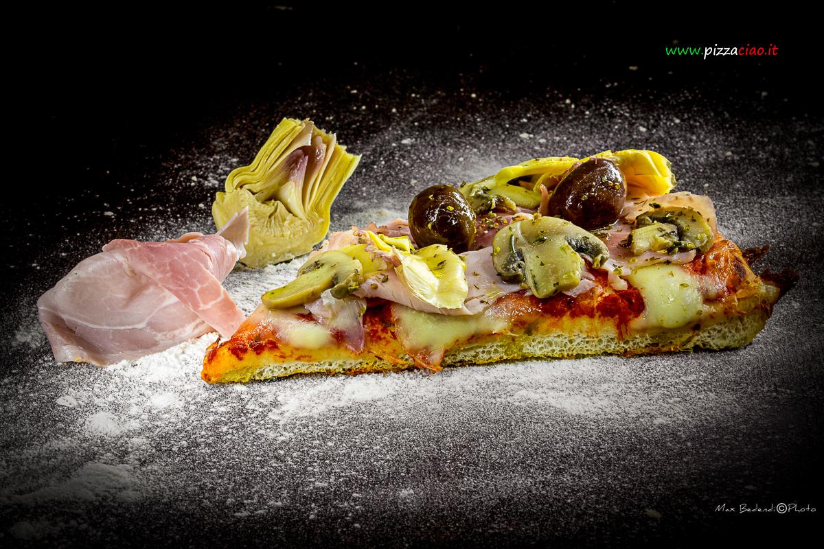 pizzaciao@ capricciosa