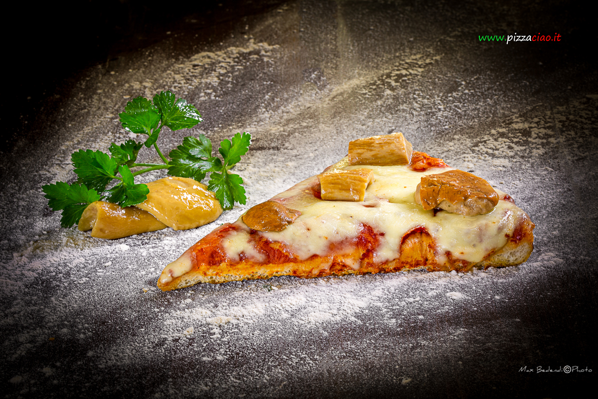 pizzaciao@ funghi porcini