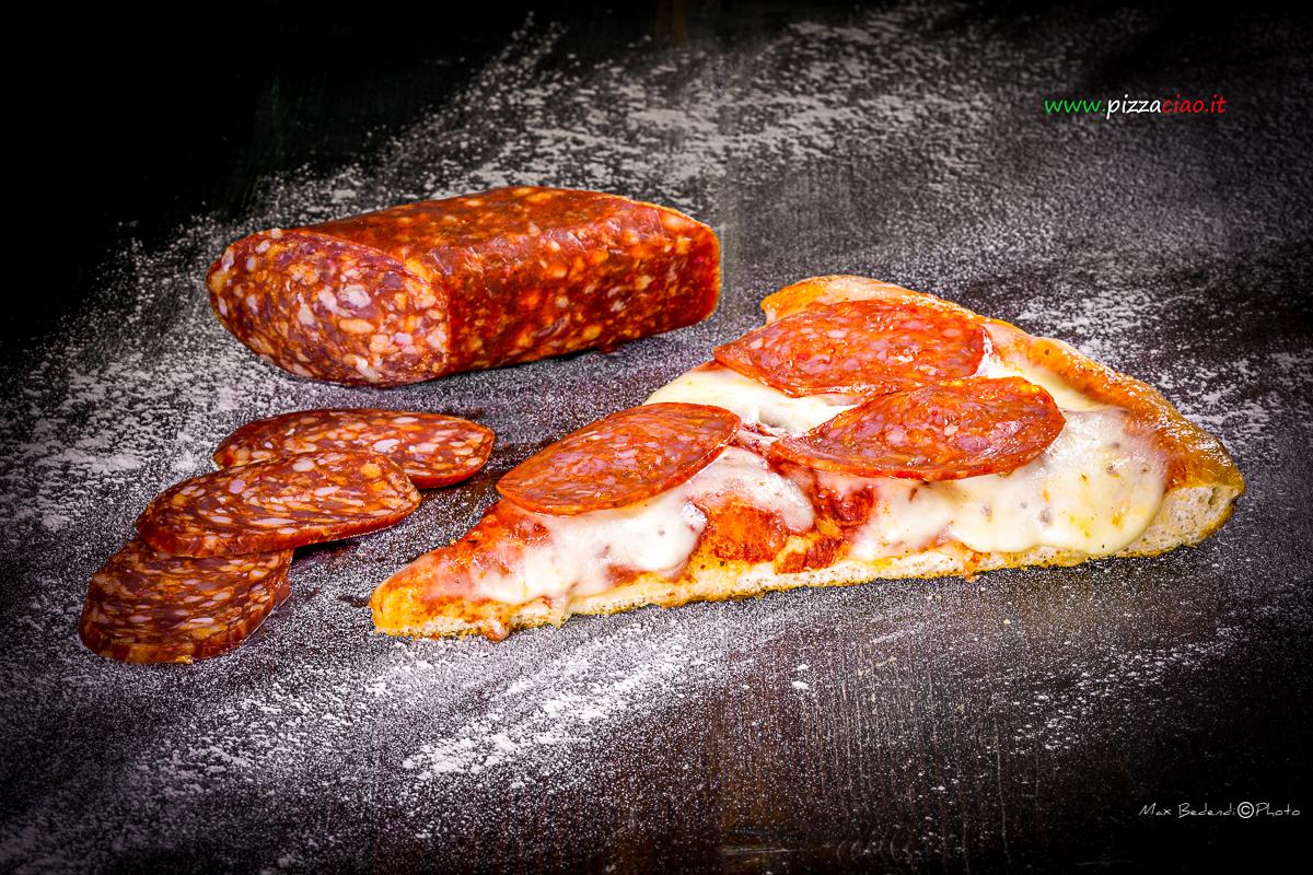 pizzaciao@ salamino piccante