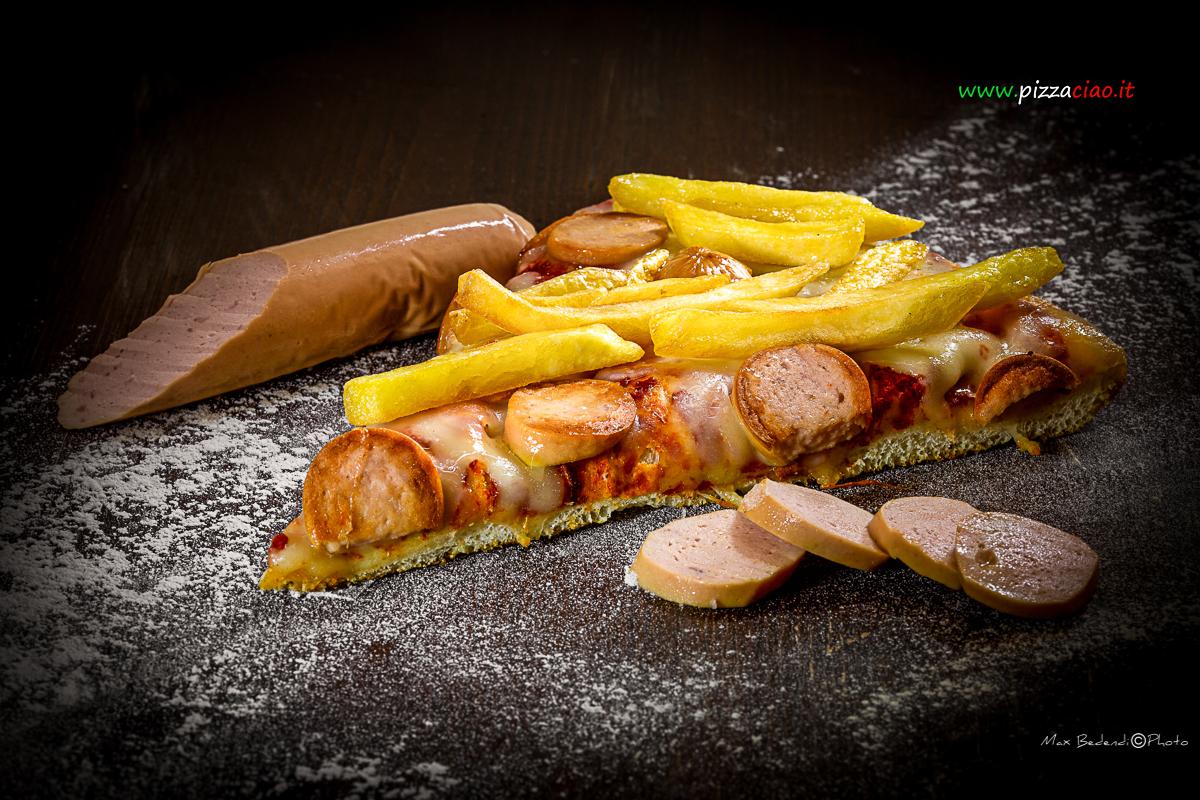 pizzaciao@ wurstrel e patatine